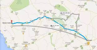 map of tabuk i would like to visit saudi arabia what s the best way for me to