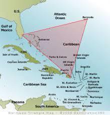 Bermuda Triangle Map Mysterys From History By Ameilia Weger