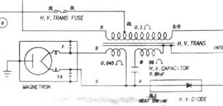wiring diagram for capacitor microwave ovens questions u0026 answers
