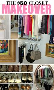 interior attractive picture of small walk in closet decoration