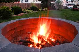 Fire Pit Home Diy Landscaping Ideas Do It Yourself Landscaping Houselogic