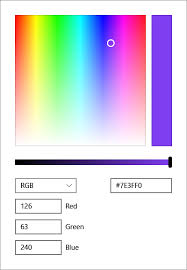 color uwp app developer microsoft docs
