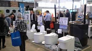 helsinki finland april 07 2017 wide range of sanitary ware in