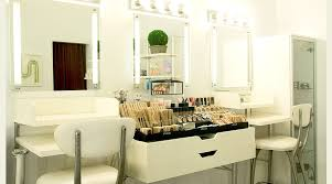 hair and makeup station makeup station esthetician rooms makeup salons