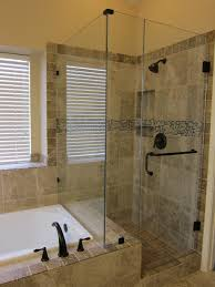 bathroom shower tub ideas shower and tub master bathroom remodel traditional bathroom