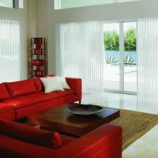 Linen Vertical Blinds Perceptions Sheer Vertical Blind Thehomedepot