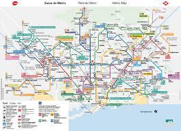 Metro La Map ᐅ Barcelona Metro Map 2018 U2013 Fahrplan Tickets U0026 Preise