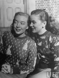 1940s sweater styles women u0027s pullovers and cardigans 1940s