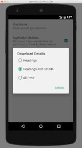 android preferences android 5 preferences tutorial preferencescreen