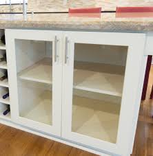 Glass Door Kitchen Cabinet Matching Cabinet Interior For Glass Door Kitchen Cabinets