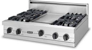 Gas On Glass Cooktop 36 Kitchen Awesome Gas Cooktop Viking Professional Manual Range Top