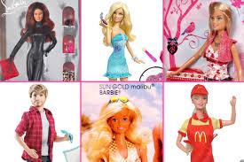 mattel u0027s bald barbie doll controversial barbies photos