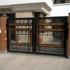 Modern Homes Iron Main Entrance Gate Designs Ideas Amazing Gate - Gate designs for homes