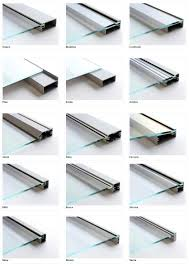 simple frameless glass cabinet doors model perfect home creative