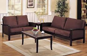 Wooden Sofa Set Designs For Living Room Latest Gallery Photo - Wooden sofa design