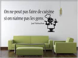 stickers muraux cuisine citation sticker citation amour de la cuisine stickers citations cuisine