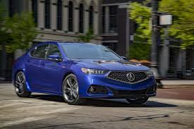 refreshed 2018 acura tlx starts at 33 950 automobile magazine