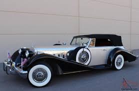 mercedes benz replica 540k 540 k 500k 500 k 1934 1936 cadillac