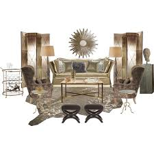 polyvore home decor elegant fancy gold living room ideas and 25 best home decor on at