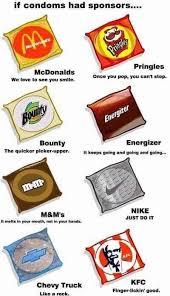 Funny Condom Memes - if condoms had sponsors funny memes daily lol pics