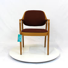 bentwood chair by knoll before u0026 after vintage modern furniture