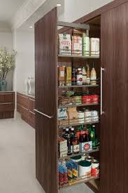 wood mode cabinet accessories pull out pantry tower contemporary kitchen other metro wood