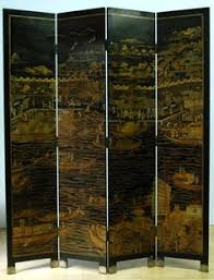 chinese screens room dividers asian room divider watercolor on
