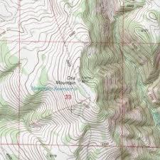 otis mountain harney county oregon summit otis mountain usgs