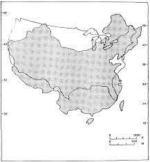 Map Size Comparison Journey To My Home Hong Kong And China By Lee Siu Hin