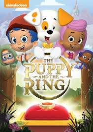 amazon bubble guppies puppy u0026 ring robert scull