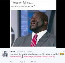 Alicia Keys Meme - shaquille o neal singing memes are everything you need this morning