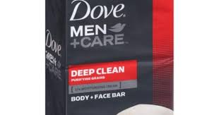Dove Clean Comfort Bar Soap Dove Men Care Deep Clean Body And Face Bar 4 Oz 6 Bar Dr Oz
