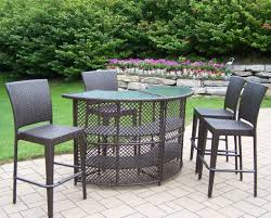 Steel Patio Set Bar Awesome Outdoor Bar Stool Images Ideas Indoor Chesapeake W