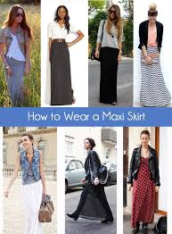 how to wear a maxi skirt love love love the sweater look as well