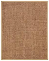 Natural Fiber Area Rugs by Anji Mountain Kingfisher Sisal Sisal Area Rugs Natural Fiber
