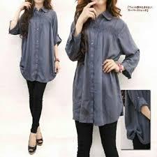 Baju Muslim Ukuran Besar pakaian wanita ukuran besar terlengkap lazada co id