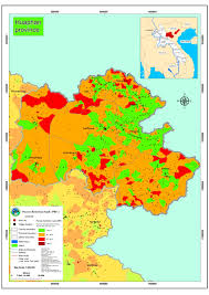 Hmong Map Maps For 1 District Poverty Reducetion Fund