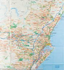 Map Of Southern Africa by Durban Pocket Map Mapstudio U2013 Mapscompany