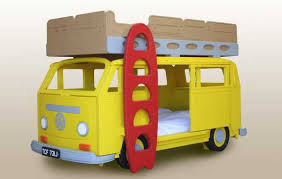 Make Bedtime A Smooth Ride With Fun Furniture Collection - Kids novelty bunk beds