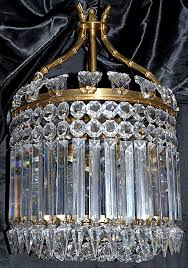 Crystal And Bronze Chandelier Magnificent Baccarat Crystal Chandelier At Replacements Ltd