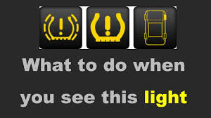 subaru low tire pressure light reset tire pressure idiot light youtube