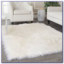 faux sheepskin rug ikea rugs home design ideas kqrlxlorlj
