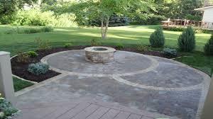 Concrete Patio Pavers by Patio Pavers Round Jacksonville Pavers Circular Patio Install G