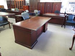 Executive L Desk by Desk Archives Eastern Office Furniture