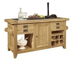 kitchen island oak panama solid rustic oak furniture large kitchen island unit