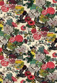 173273 chiang mai dragon alabaster by fschumacher fabric