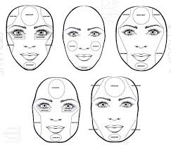 tutorial highlight contour makeup contouring for face 1000 images about perfect highlight and contour on contouring