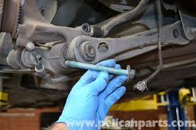 audi a4 b6 rear suspension bushing replacement 2002 2008