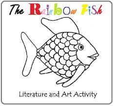 the rainbow fish lesson plan by kay dee teachers pay teachers
