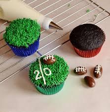 football cupcakes best 25 football cupcakes ideas on football